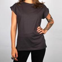 T-shirt Visby Base Charcoal
