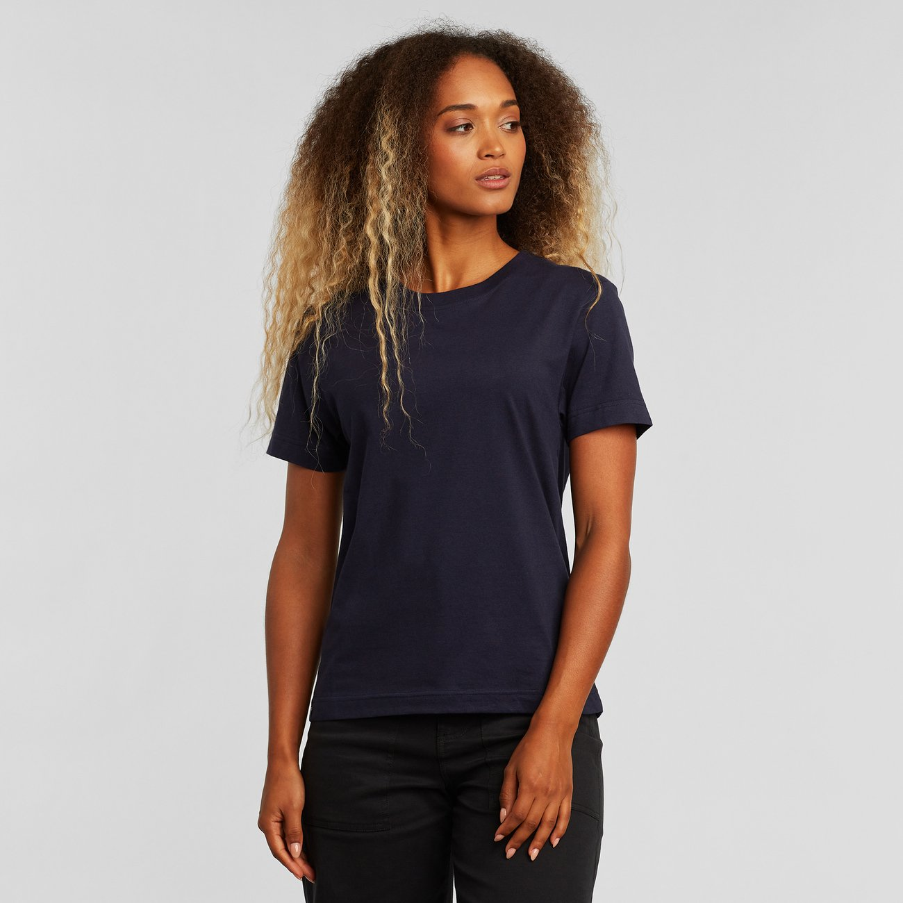 T-shirt Mysen Base Navy