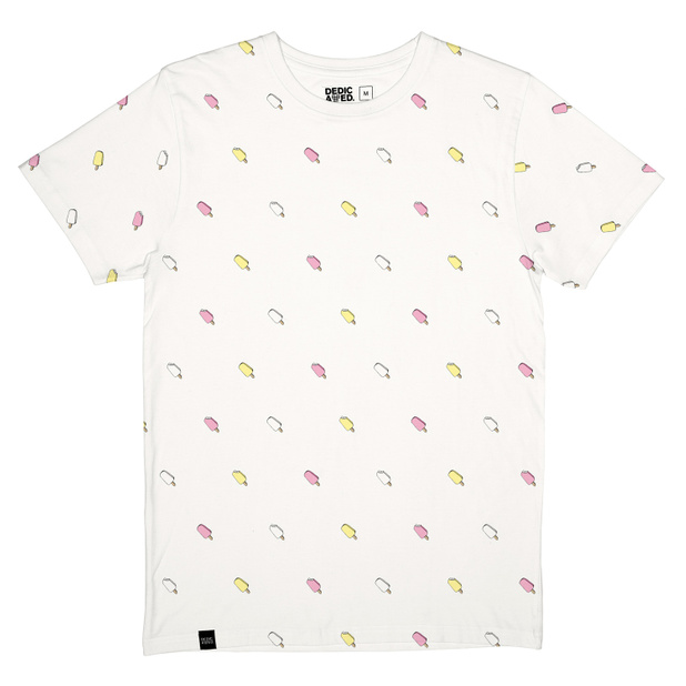 T-shirt Stockholm Ice Creams Off-White