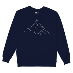 Sweatshirt Malmoe Mountain Navy