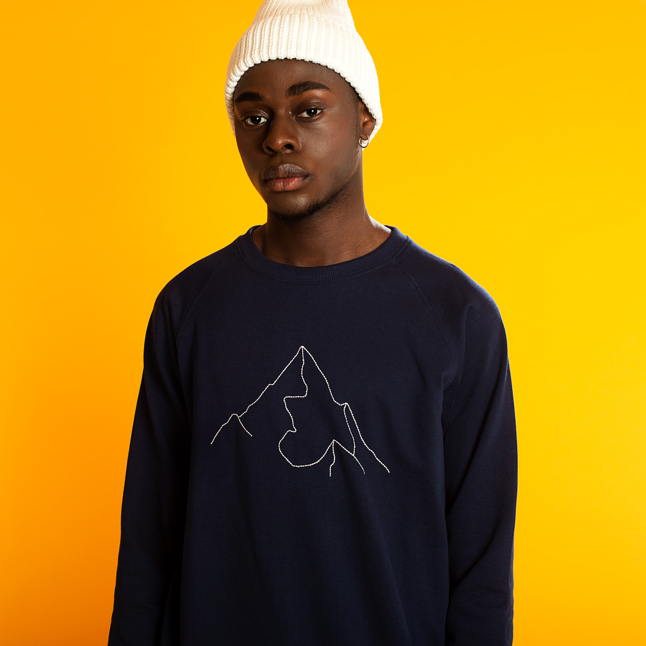 Sweatshirt Malmoe Mountain Navy