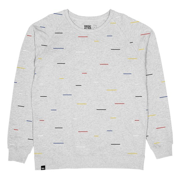 Sweatshirt Malmoe Color Lines