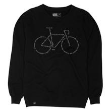 Tröja Malmoe Text Bike
