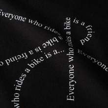 Sweatshirt Malmoe Text Bike