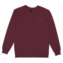 Sweatshirt Malmoe No Problemo Burgundy