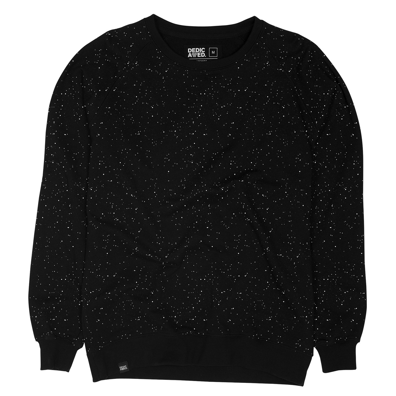 Sweatshirt Malmoe Deep Space Black