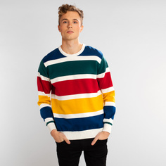 Sweater Mora Color Stripes