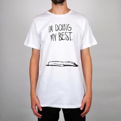 T-shirt Stockholm Doing My Best