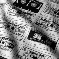 T-shirt Stockholm Tape Pattern
