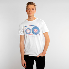 T-shirt Stockholm Cassette Lines