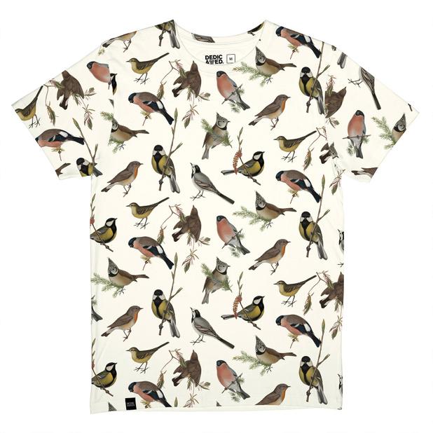 T-shirt Stockholm Autumn Birds
