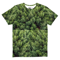 T-shirt Stockholm Forest Green