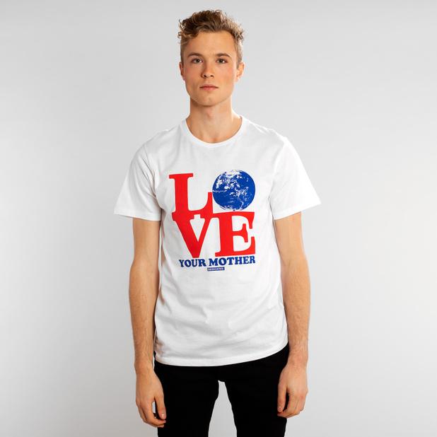 T-shirt Stockholm Love Mother