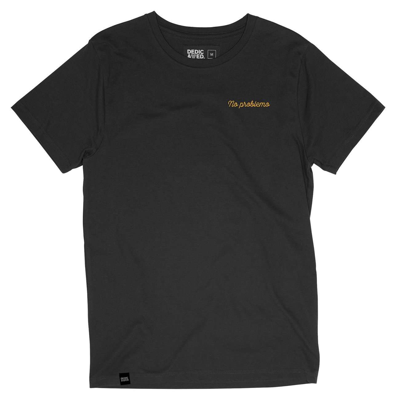 T-shirt Stockholm No Problemo Charcoal