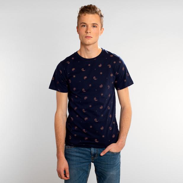 T-shirt Stockholm Paisley
