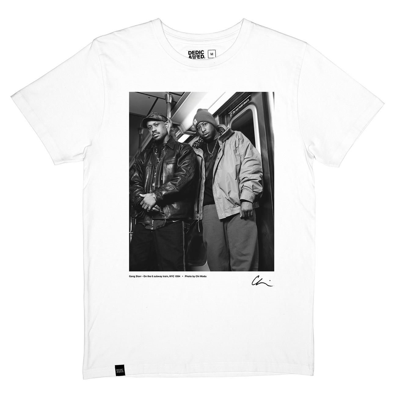 T-shirt Stockholm Gang Starr