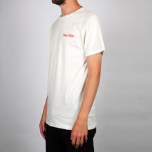 T-shirt Stockholm Velo Script Off-White