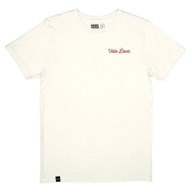 T-shirt Stockholm Velo Script