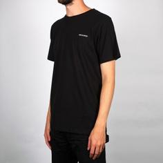 T-shirt Stockholm Dedicated Logo Black