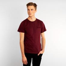T-shirt Stockholm Dedicated Logo Burgundy