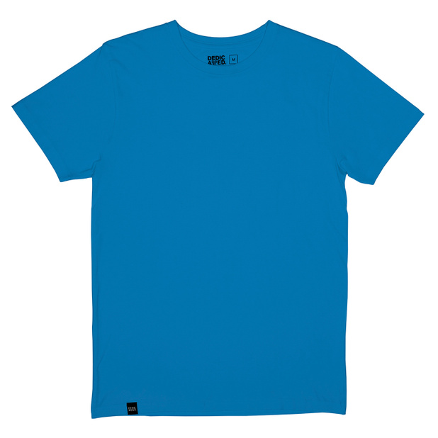 T-shirt Stockholm Base Blue Aster