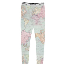 Long Johns Abisko Map