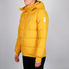 Puffer Jacket Boden Mustard