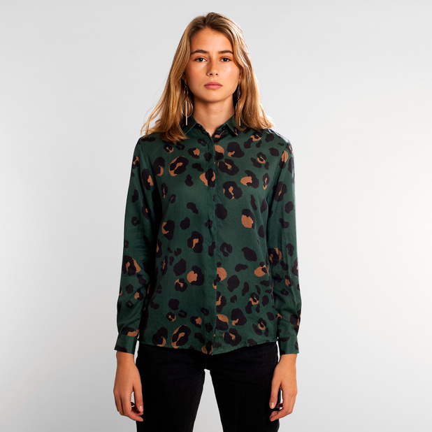 Shirt Dorothea Lynx Green