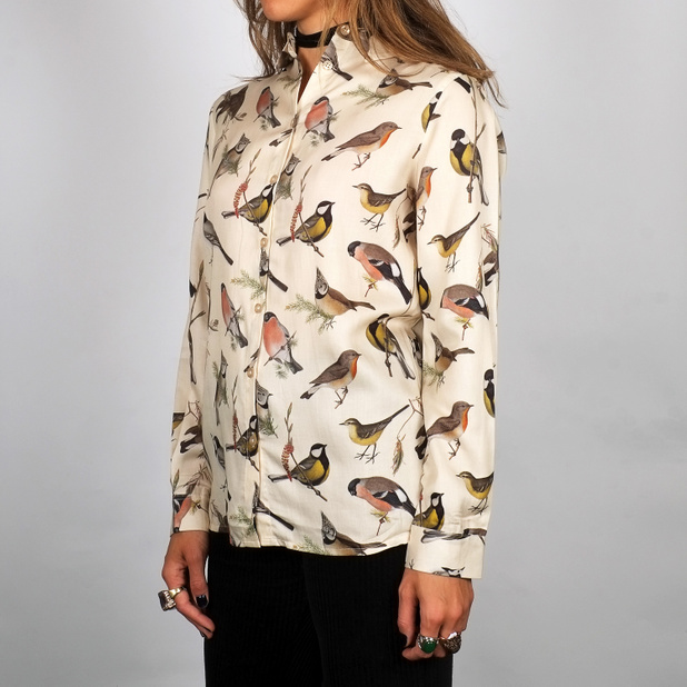 Shirt Dorothea Autumn Birds