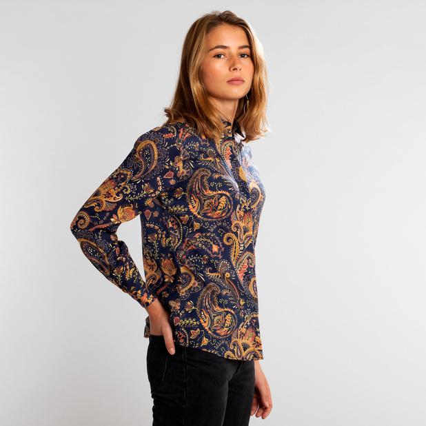 Shirt Dorothea Bold Paisley