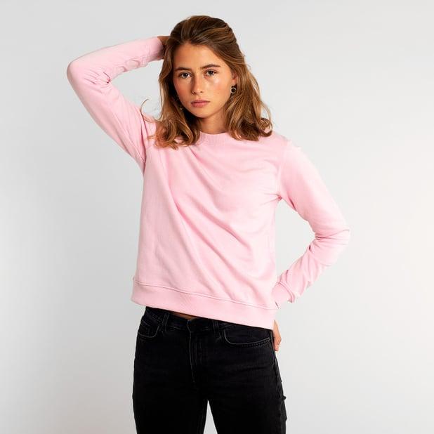 Sweatshirt Ystad Sweet Lilac