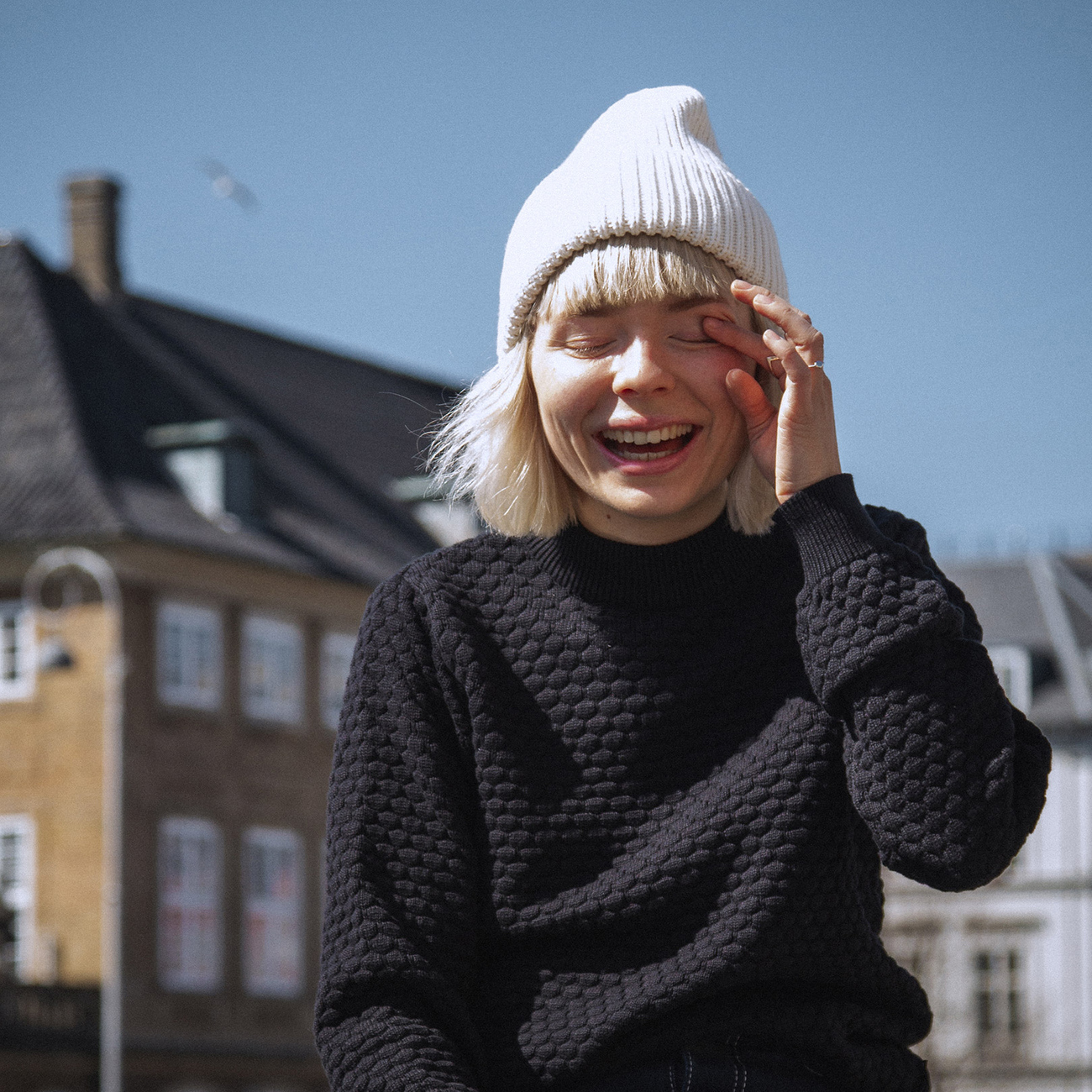 Sweater Viborg Bubble