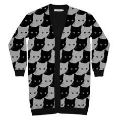 Cardigan Idre Cats