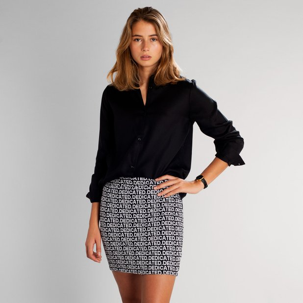 Skirt Ripa Dedicated Jacquard