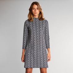 Dress Lo Dedicated Jacquard
