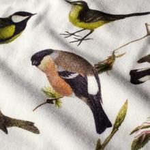 T-shirt Visby Autumn Birds Off Vit