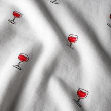 T-shirt Visby Wine Glasses