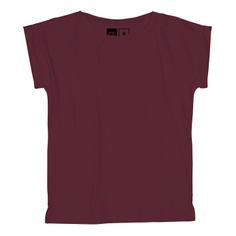 T-shirt Visby Burgundy