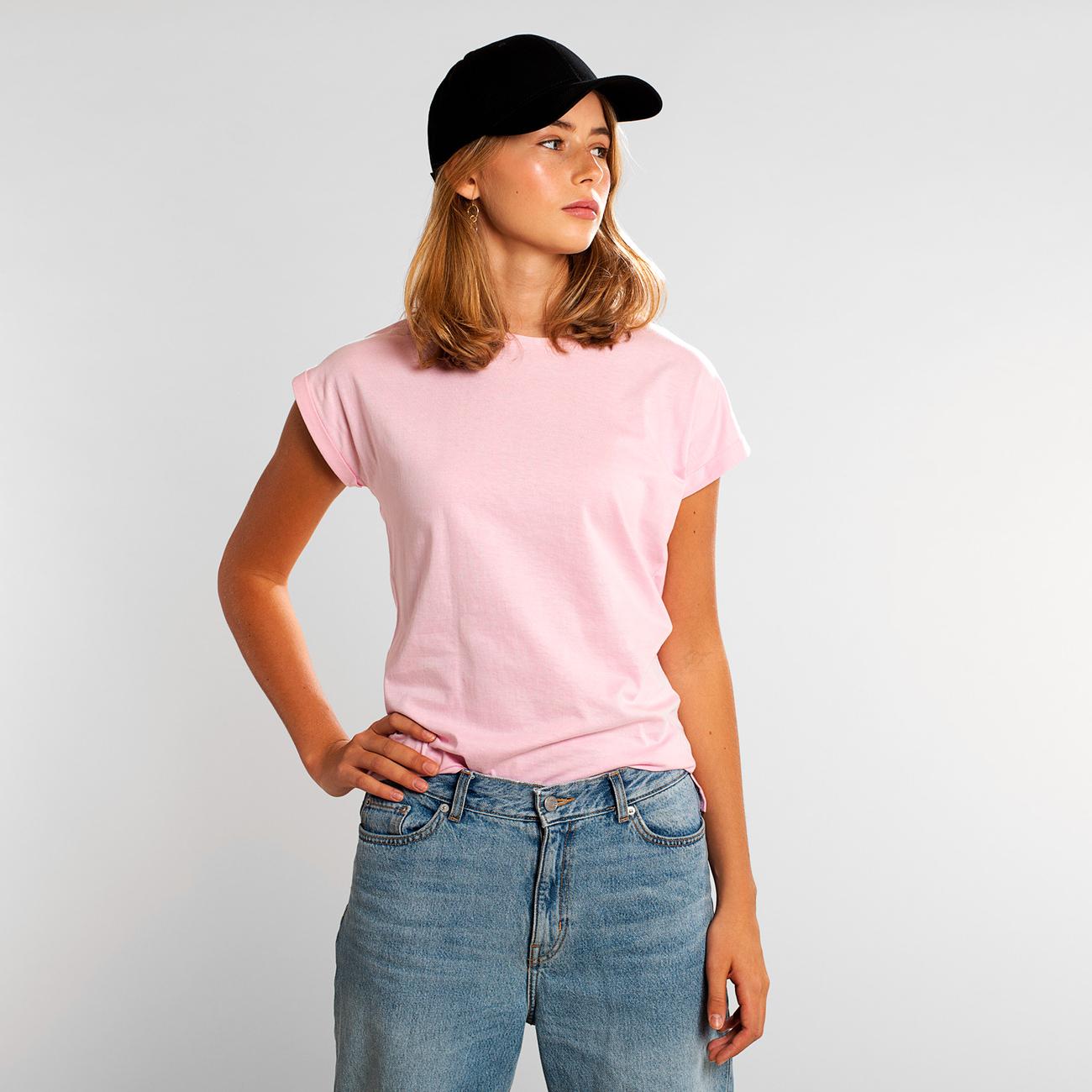 T-shirt Visby Rosa