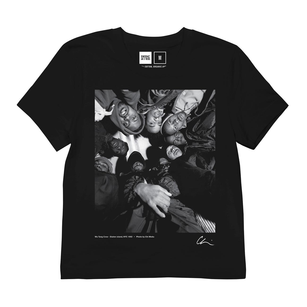 T-shirt Mysen Wu-Tang Crew