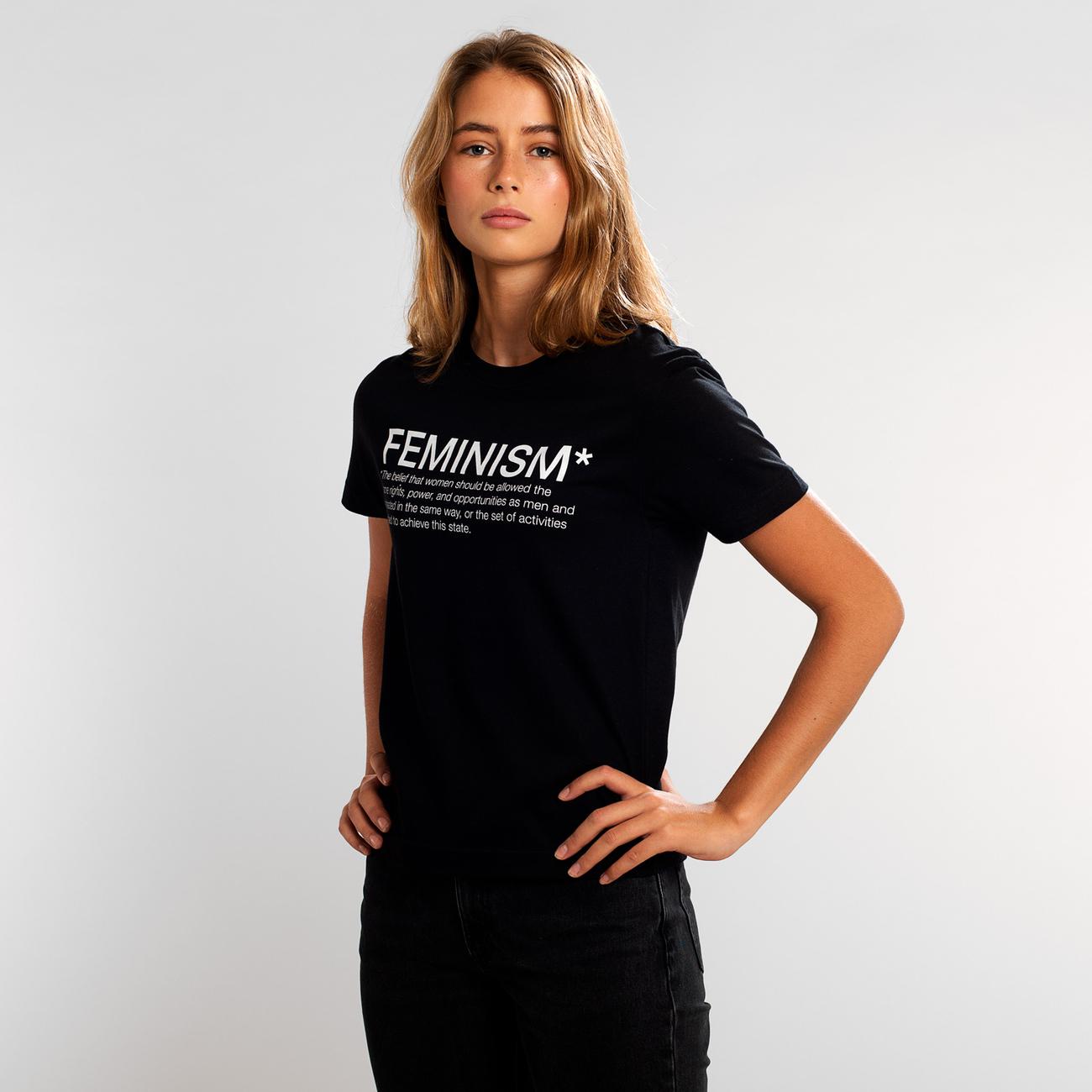 T-shirt Mysen Feminism