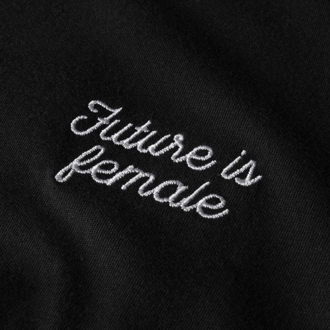 T-shirt Mysen Future is Female