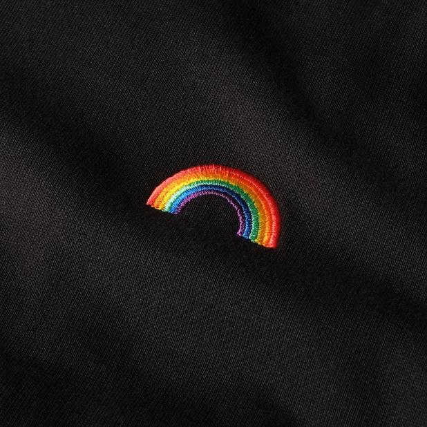 T-shirt Mysen Rainbow