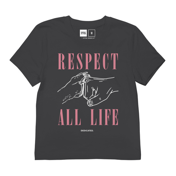 T-shirt Mysen Respect Life