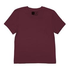 T-shirt Mysen Burgundy