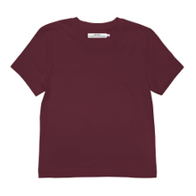 T-shirt Mysen Base Burgundy