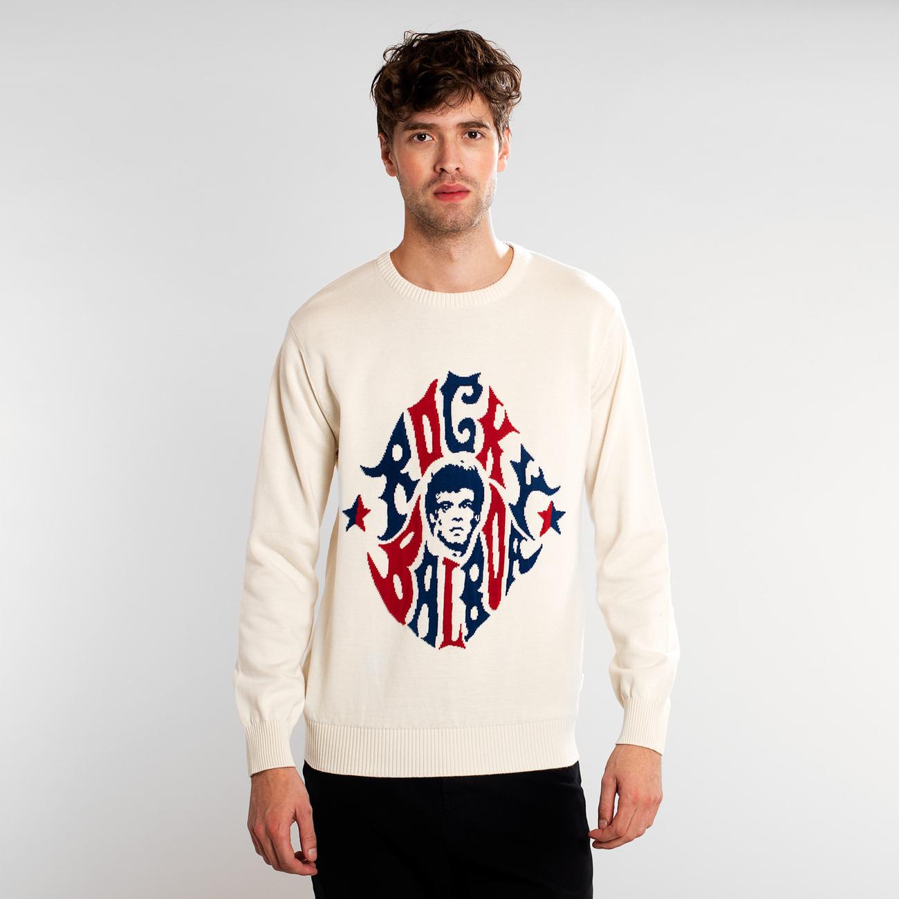 Sweater Mora Rocky Balboa Off White