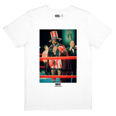 T-shirt Stockholm Apollo Creed