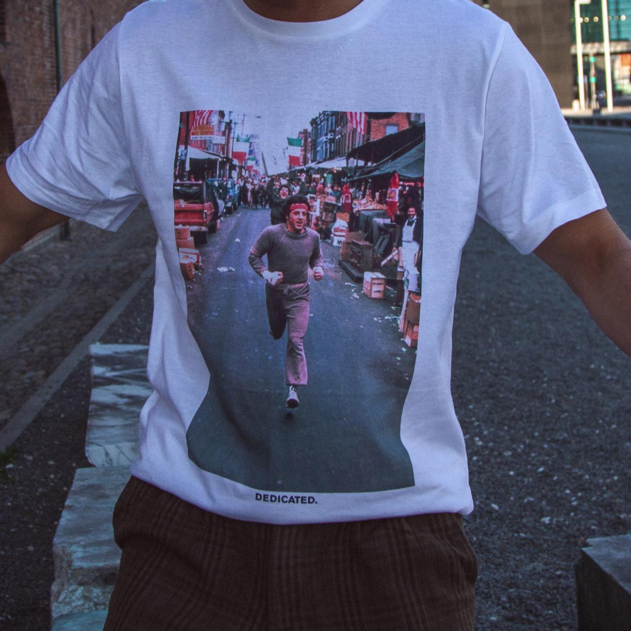 T-shirt Stockholm Rocky Run