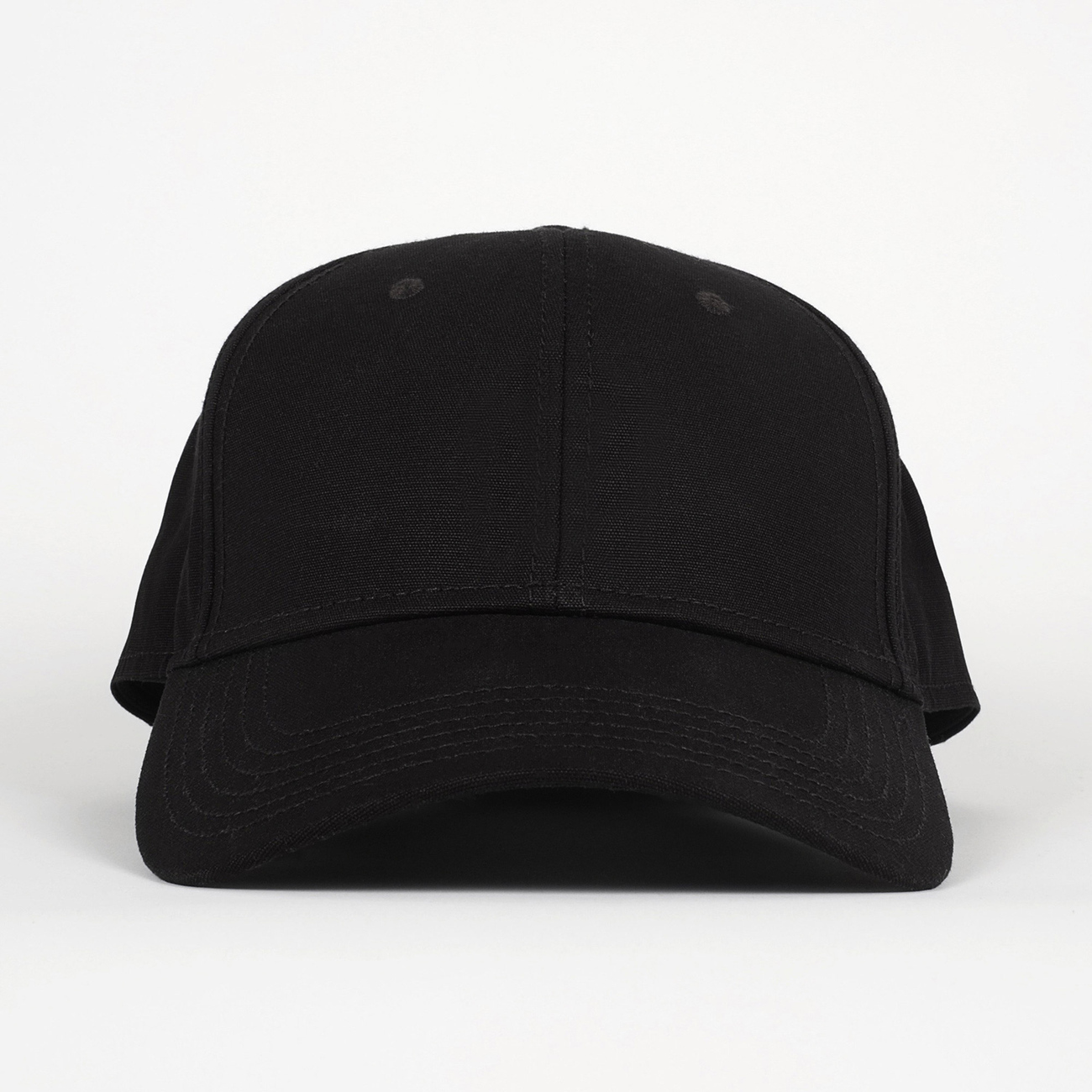 Sport Cap Solid Black